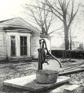 helen kellers water pump