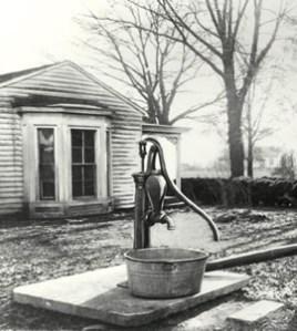 helen kellers water pump